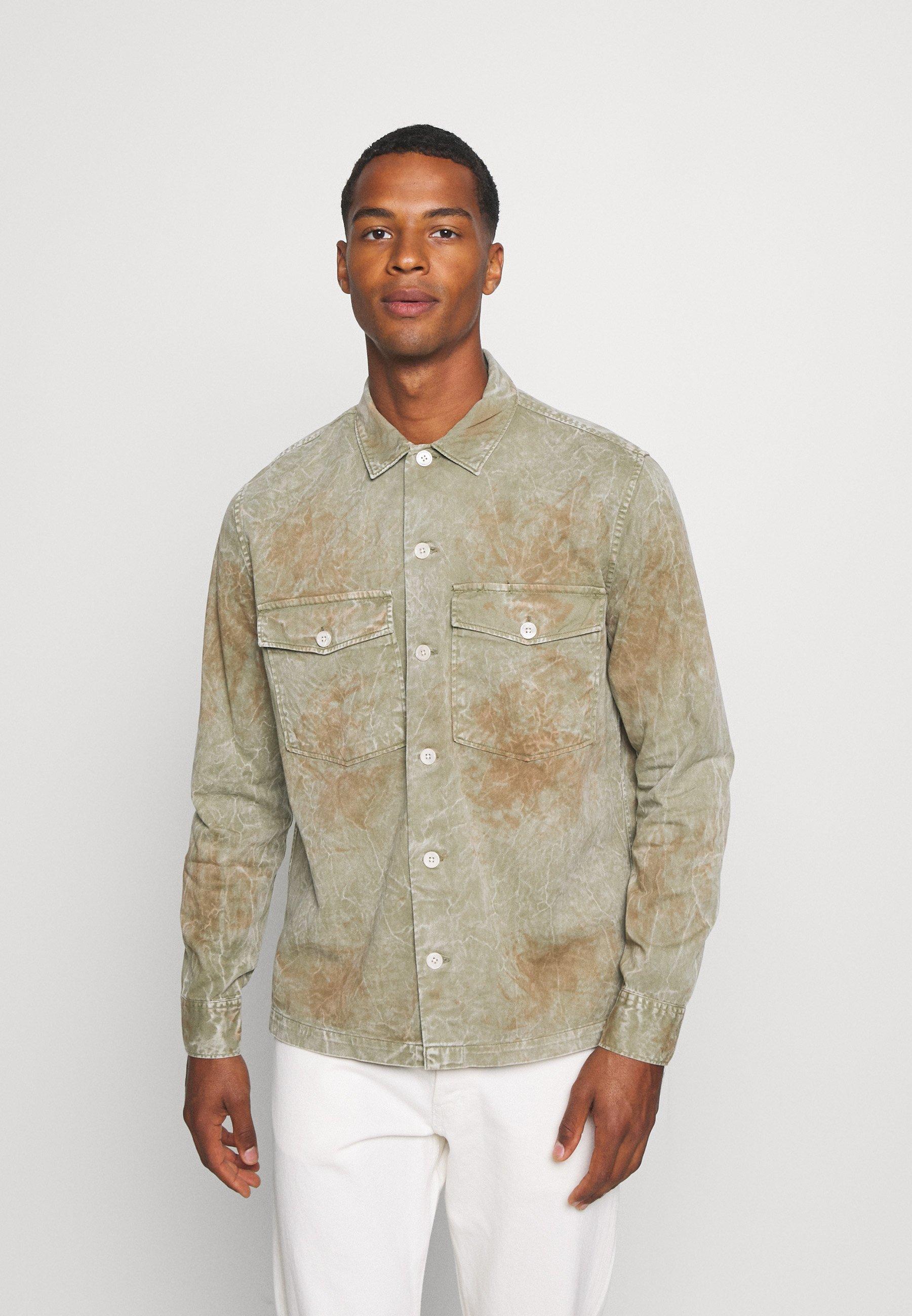 Uomo PIONEER SHIRT - Camicia