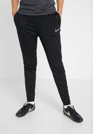 DRI-FIT ACADEMY19 - Tracksuit bottoms - black/white