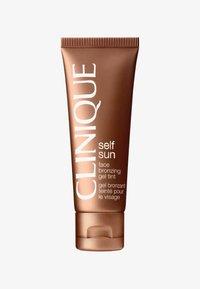 FACE BRONZING GEL TINT  - Self tan - -