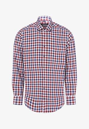 Shirt - rot blau