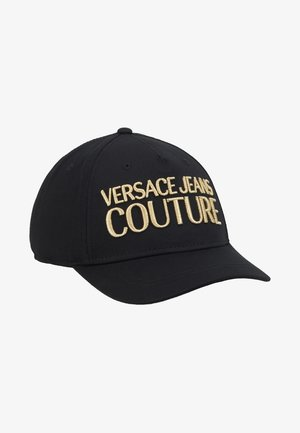 LOGO EMBROIDERED - Cap - black
