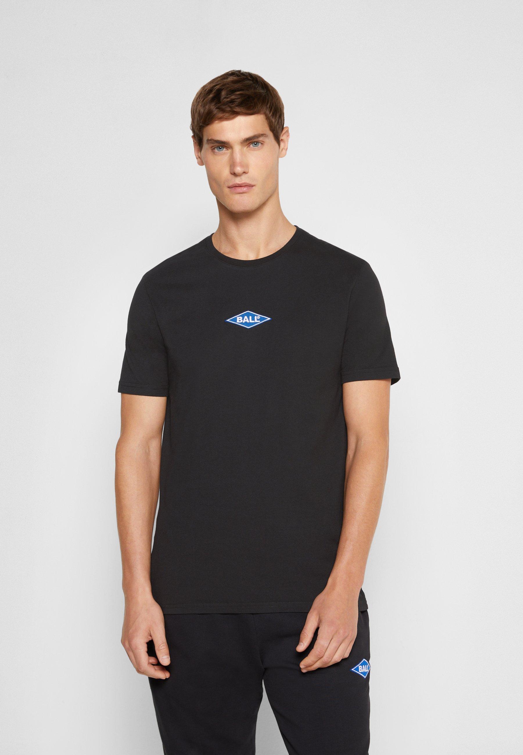 Men BALL RIMINI NASH  - Basic T-shirt