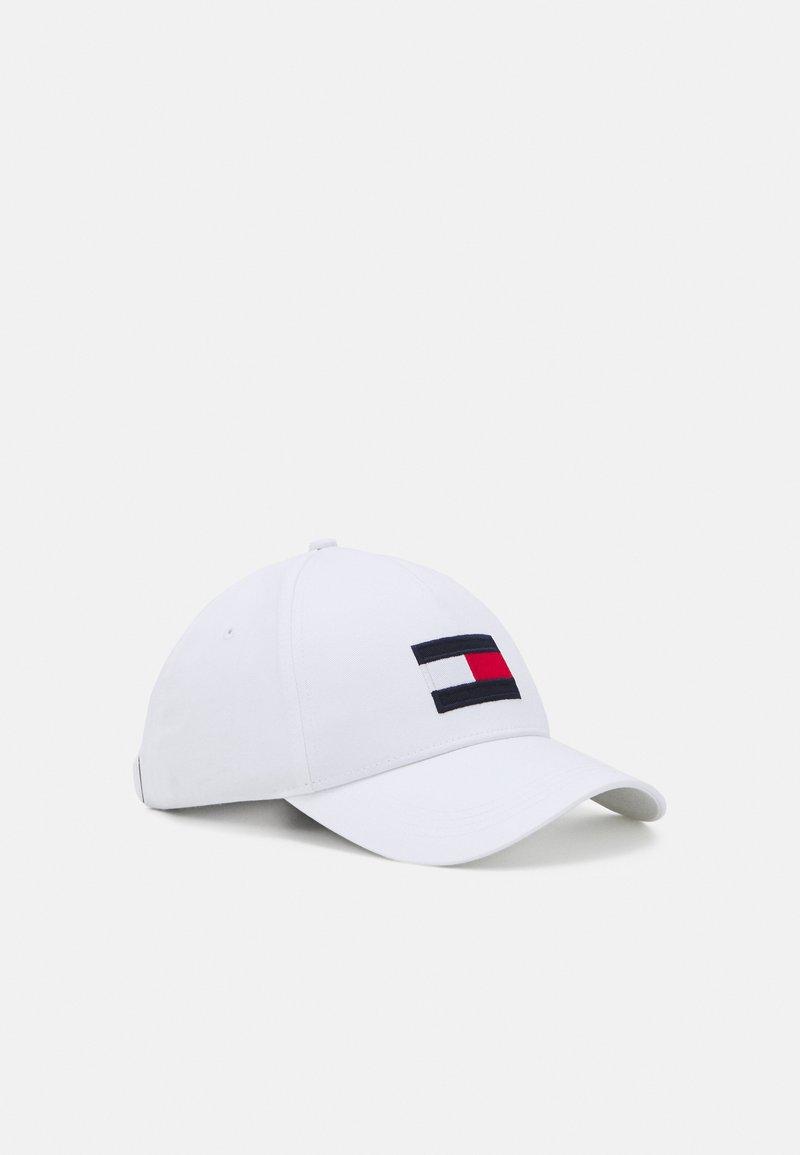 Tommy Hilfiger - BIG FLAG UNISEX - Casquette - white
