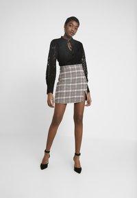 Fashion Union - ROSA - Bluser - black - 1