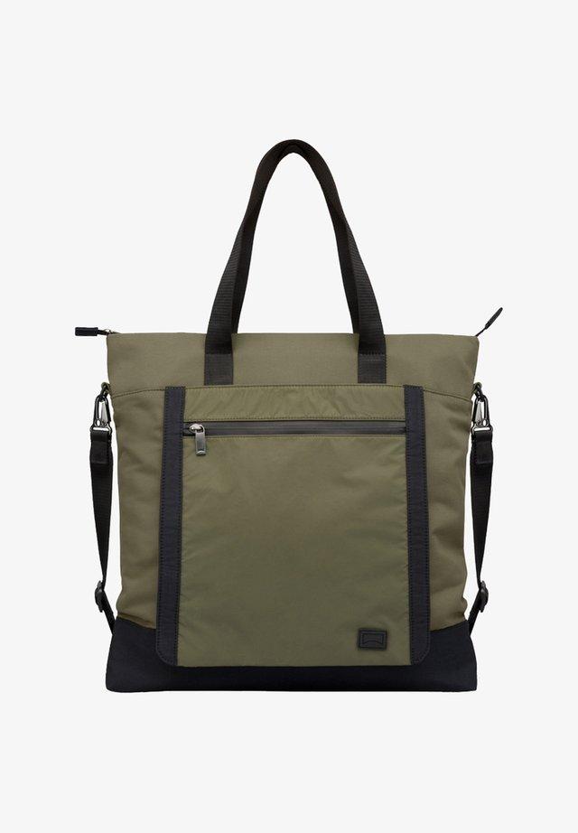 Bolso shopping - green