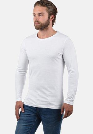 2 Pack - Bluzka z długim rękawem - white