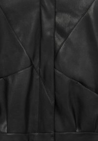Mango - SOUL - Faux leather jacket - schwarz - 7