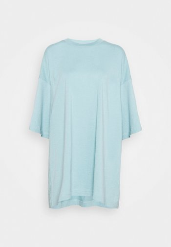 HUGE - Camiseta básica - dusty blue