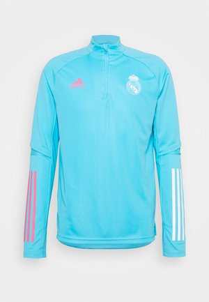 REAL MADRID AEROREADY FOOTBALL - Club wear - light blue