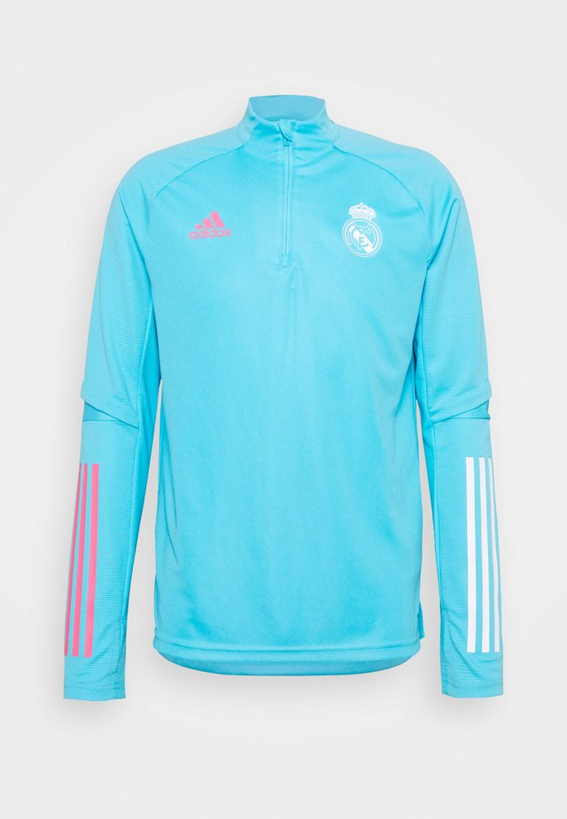 REAL MADRID AEROREADY FOOTBALL - Vereinsmannschaften - light blue