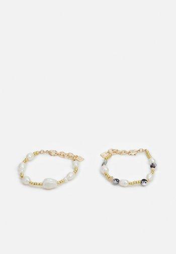 VALERIA BRACELET 2 PACK - Bracelet - gold-coloured