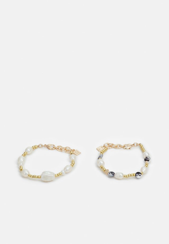 VALERIA BRACELET 2 PACK - Bracelet - gold-coloured