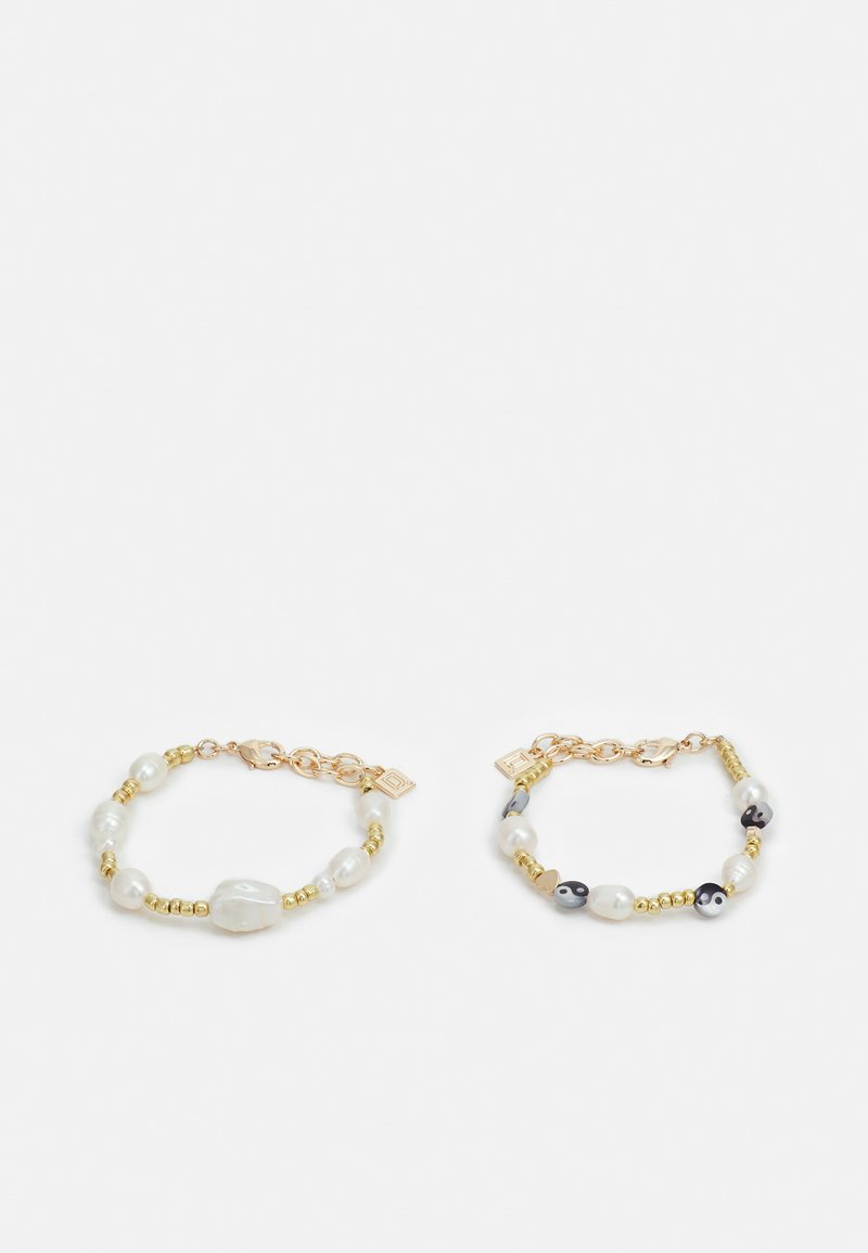 DANNIJO - VALERIA BRACELET 2 PACK - Bracelet - gold-coloured