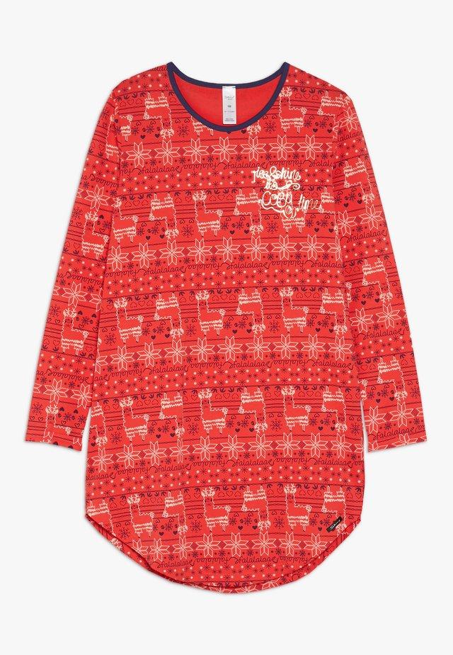 COSY NIGHT SLEEP GIRLS LANGARM - Noční košile - poppred