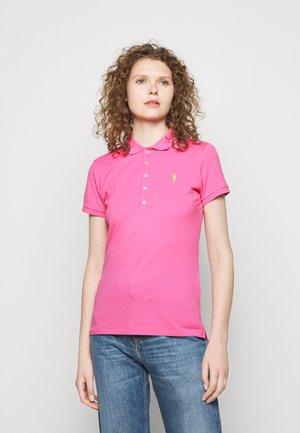 Polo shirt - maui pink