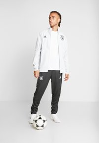 adidas Performance - DEUTSCHLAND DFB TRAINING PANT - Koszulka reprezentacji - carbon - 1