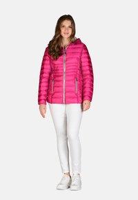 Cero & Etage - Winter jacket - pink - 1