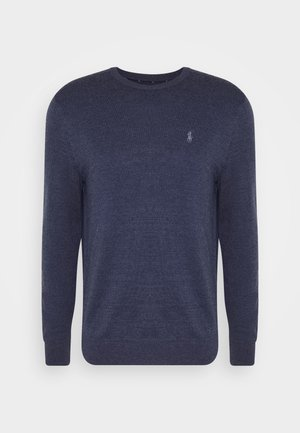 Jumper - navy multi