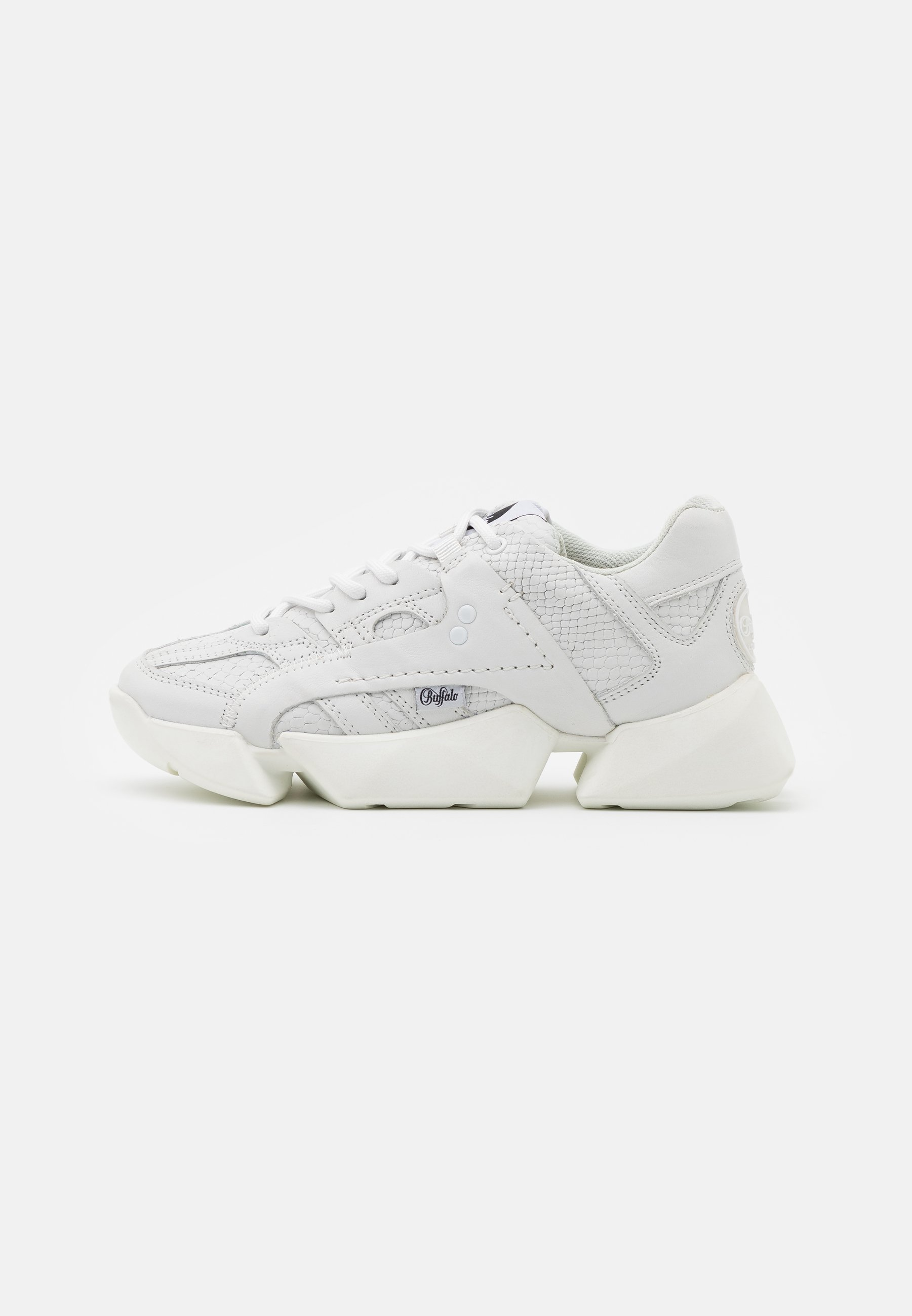 Buffalo London Joggesko white Zalando.no