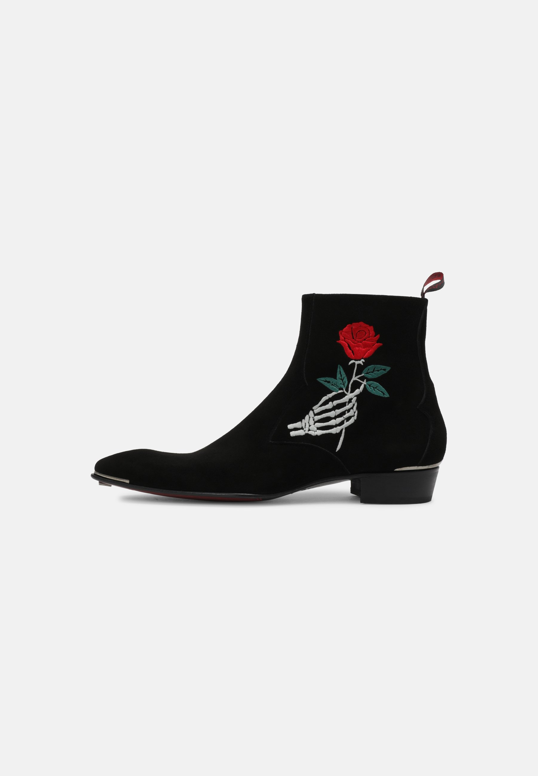 Men MANIC DEATH ROSE - Classic ankle boots