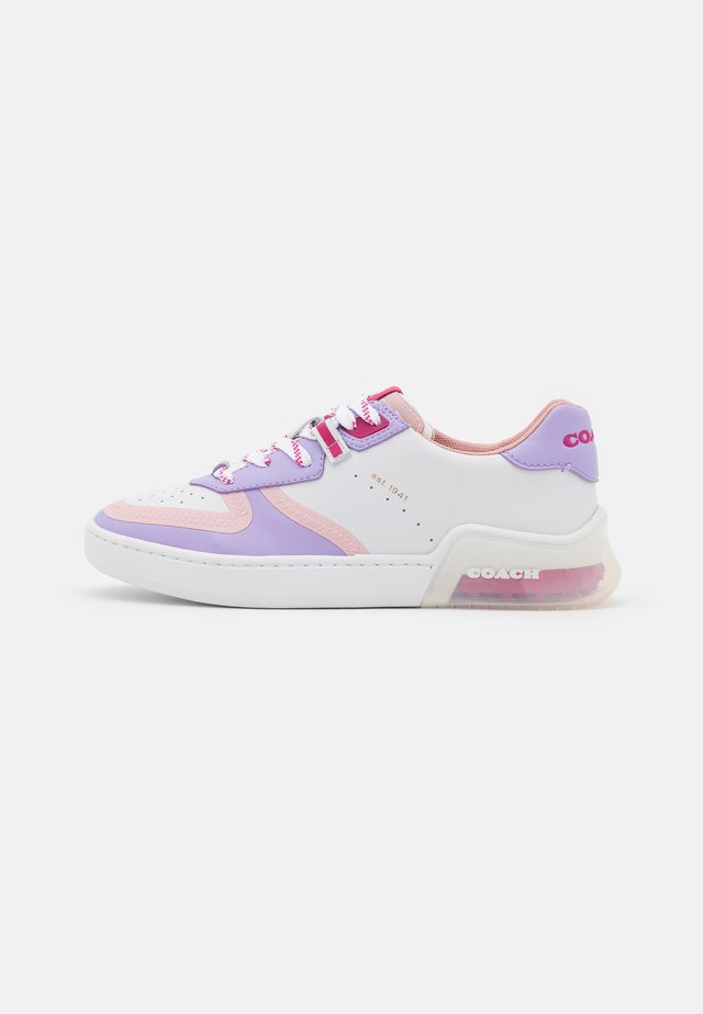 CITYSOLE COURT - Sneakers laag - optic white/lilac