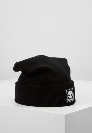 MUSHROOM BEANIE - Bonnet - black