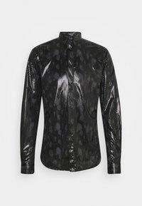 FLEETWOOD  - Skjorta - black