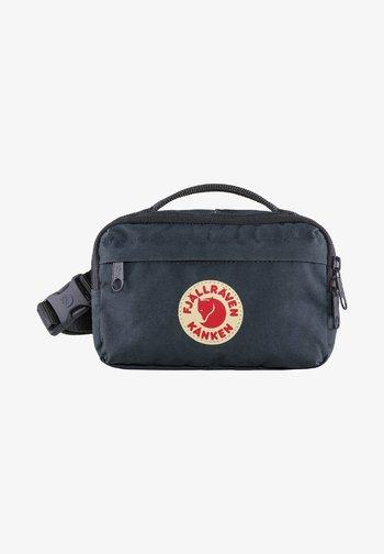 KANKEN - Bum bag - navy