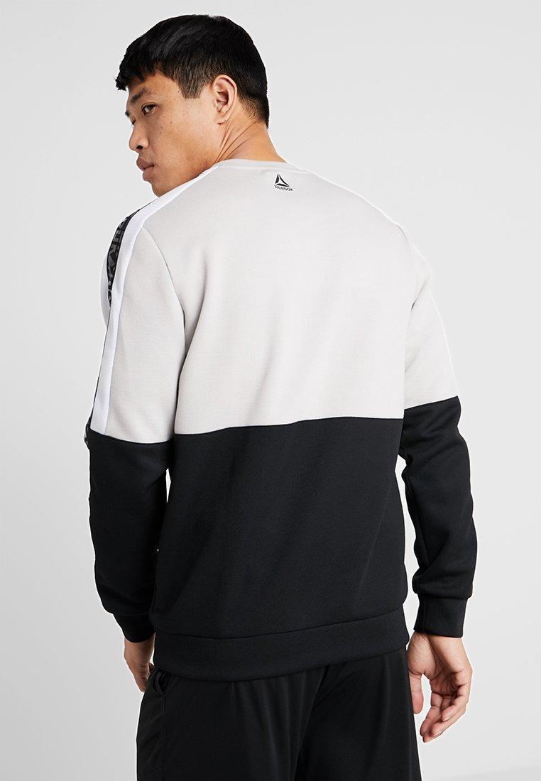 Reebok - MEET YOU THERE CREW PULLOVER - Sweatshirt - sansto
