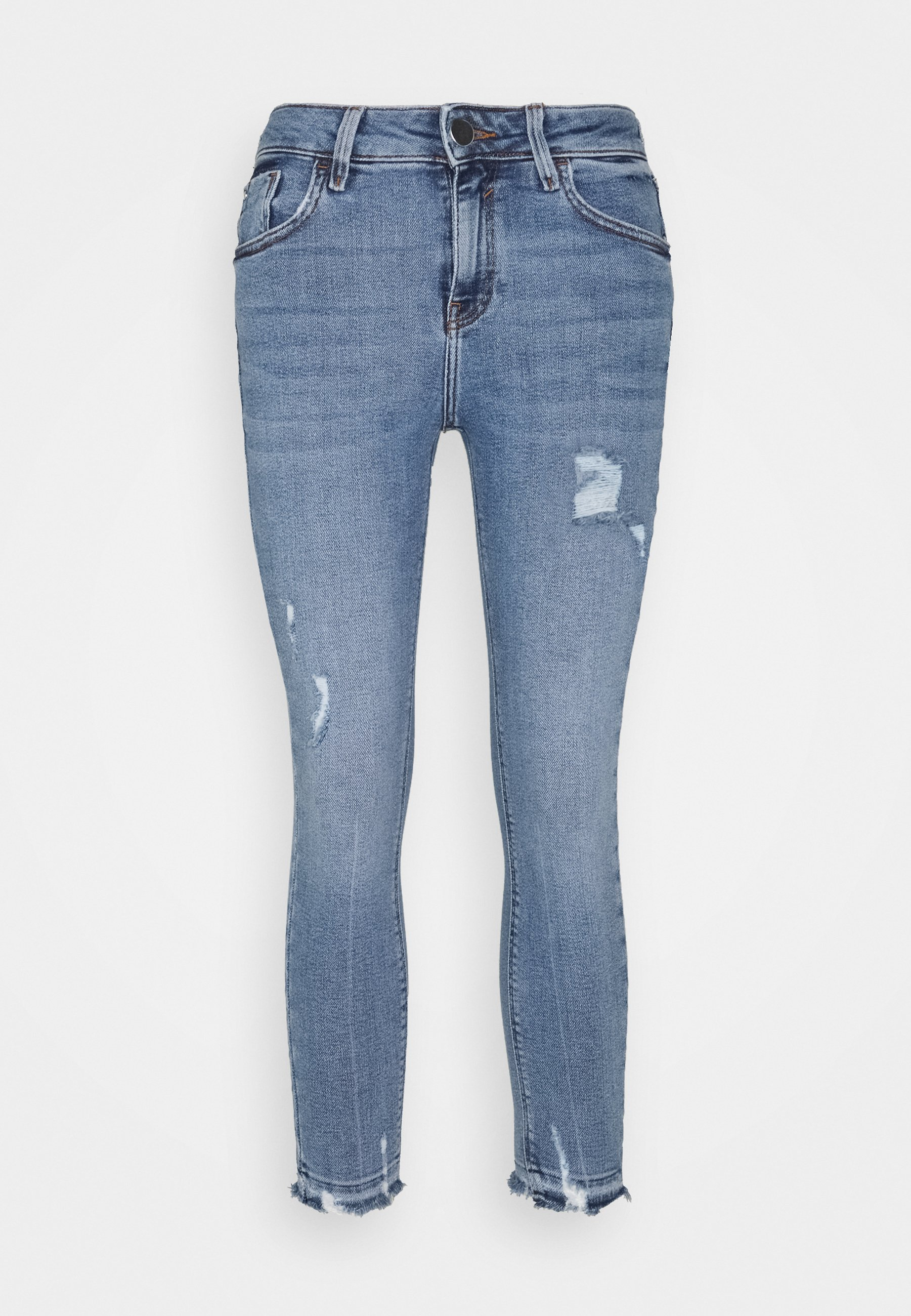 Women AMELIE CALLY - Straight leg jeans