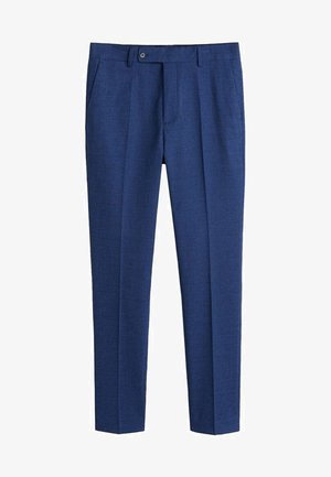 BRASILIA - Suit trousers - turquoise