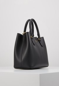 Lauren Ralph Lauren - SUPER SMOOTH MARCY - Across body bag - black/crimson - 4