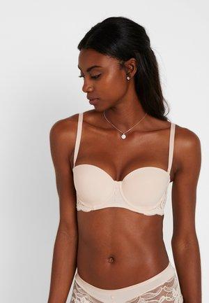 ÉPOPÉE BUCOLIQUE STRAPLESS BRA - Multiway / Strapless bra - nude