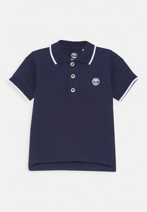 SHORT SLEEVE - Polo - navy