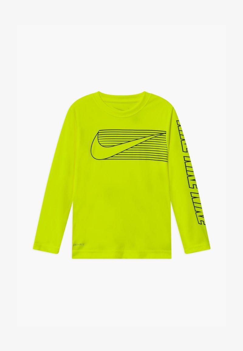 Nike Sportswear - DOMINATE  - Langarmshirt - volt