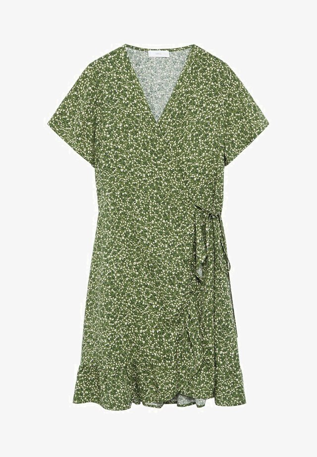 TAYLOR8 - Day dress - vert