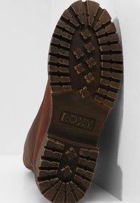 Roxy - Veterlaarzen - chocolate - 5
