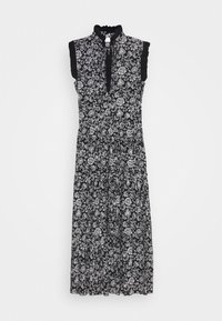 See by Chloé - Denní šaty - black/white - 4