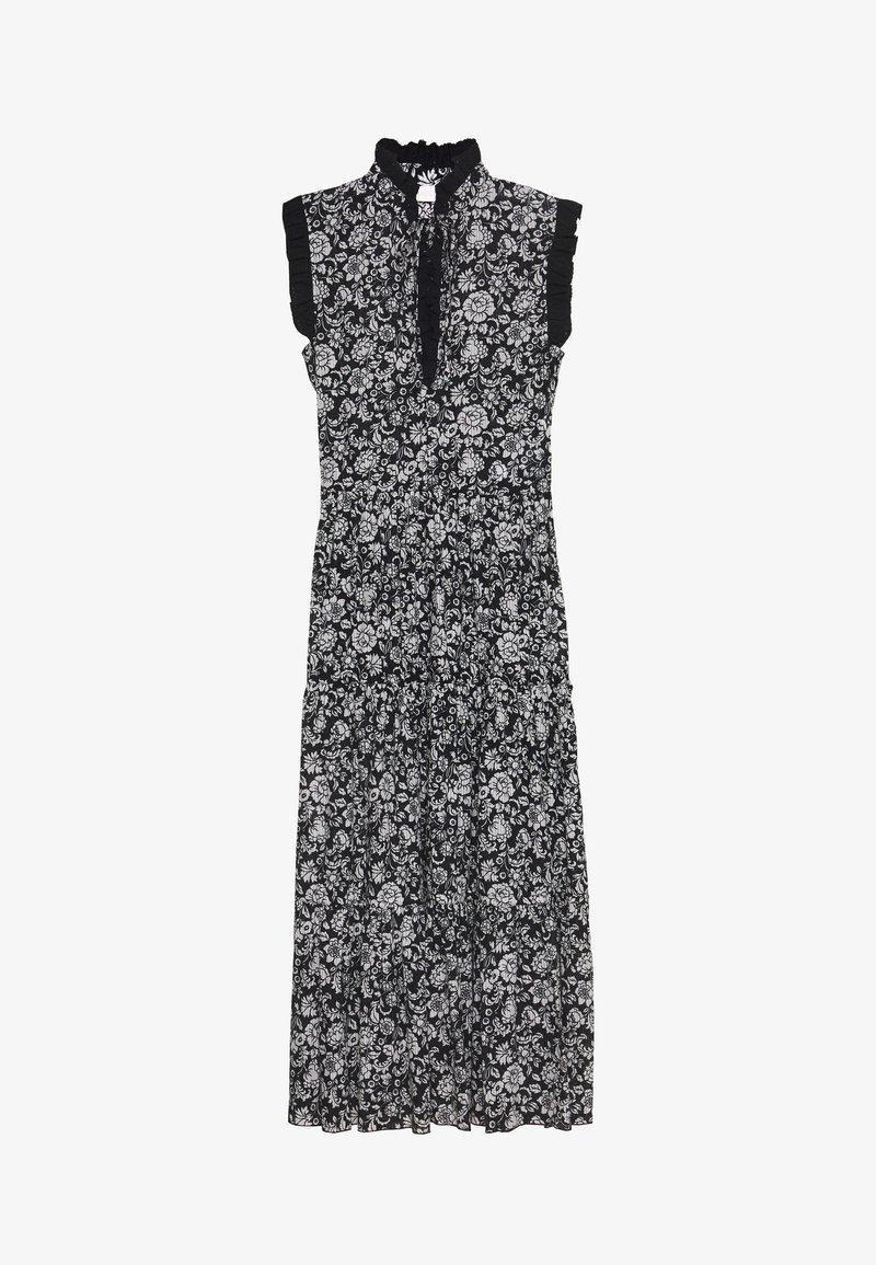 See by Chloé - Denní šaty - black/white