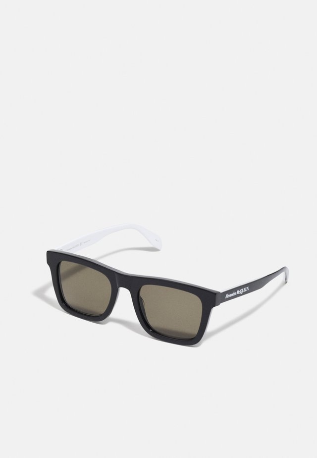 UNISEX - Sunglasses - black/green