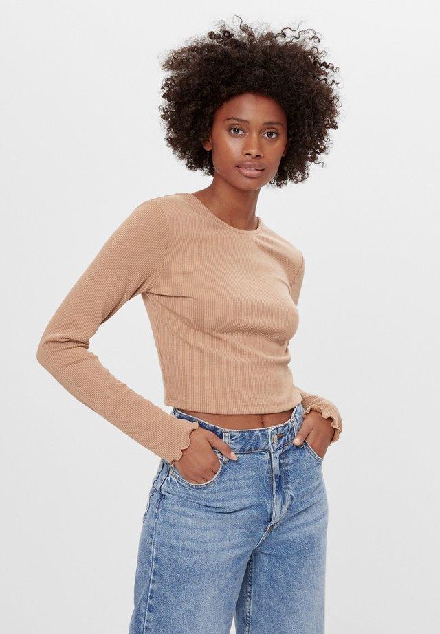 MIT KETTE - Pullover - beige
