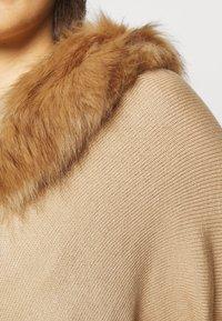 Lauren Ralph Lauren - RUANA - Cape - classic camel - 4