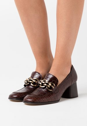 Escarpins - dark brown