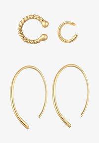 Elli - SET BASIC BLOGGER - Earrings - gold-coloured - 1