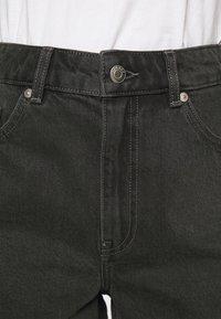 ARKET - SHORTS - Denim shorts - black - 5