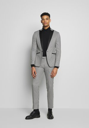 PUPPYTOOTH SUIT - Oblek - black/white