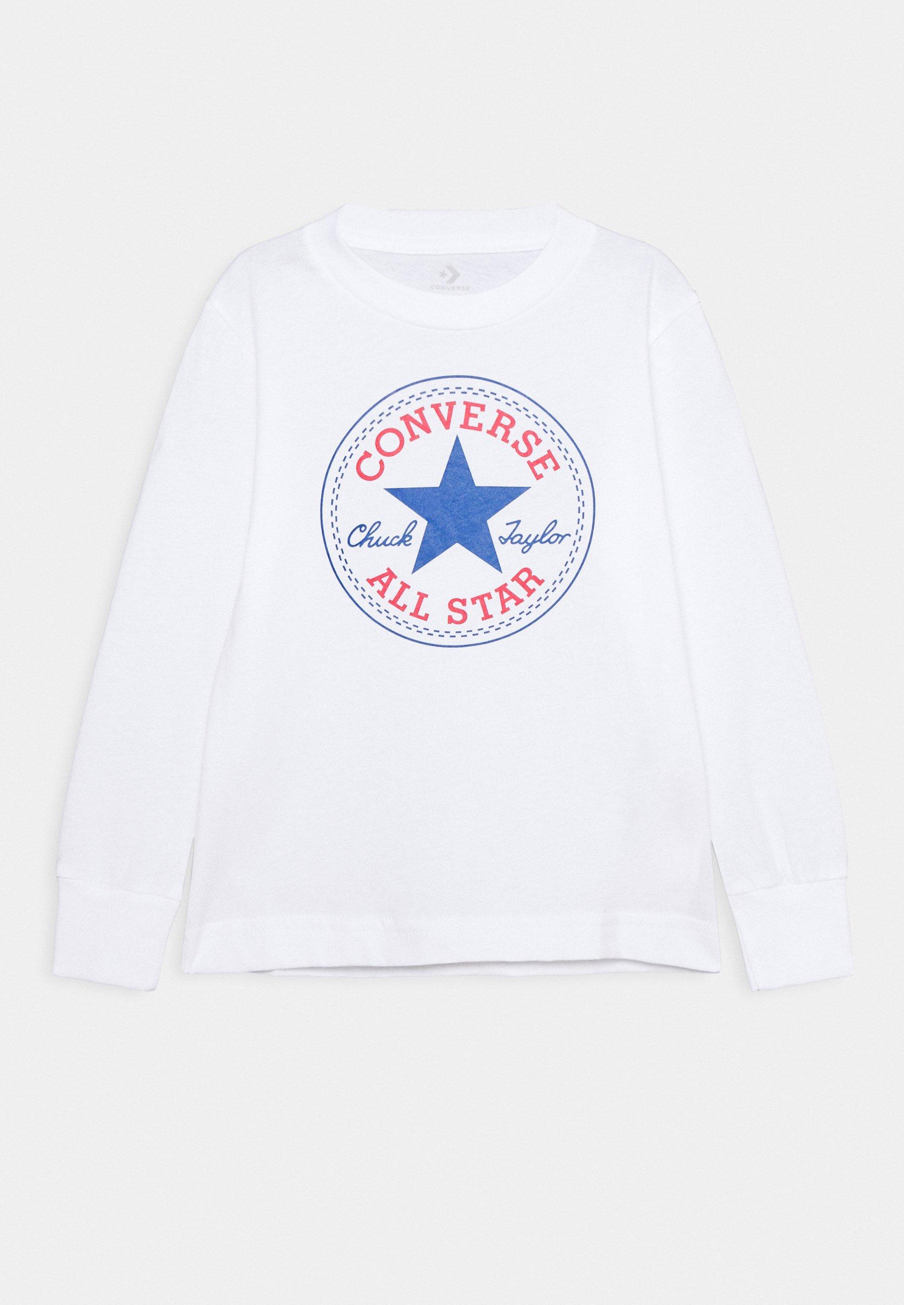 Kids CHUCK PATCH LONG SLEEVE TEE UNISEX - Long sleeved top