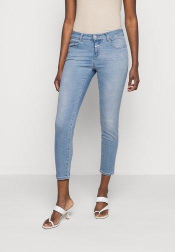 BAKER - Slim fit jeans - light blue