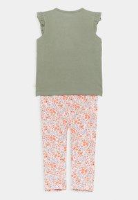 Staccato - SET - T-shirt print - khaki/multicolor - 1