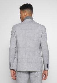 Limehaus - WINDOWPANE SUIT - Suit - grey - 4